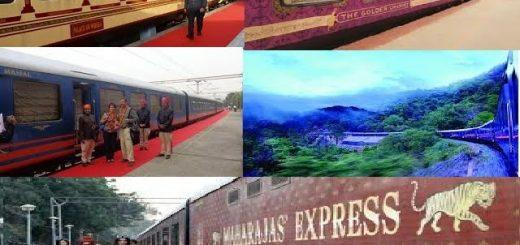 Indian Luxury Train Tours