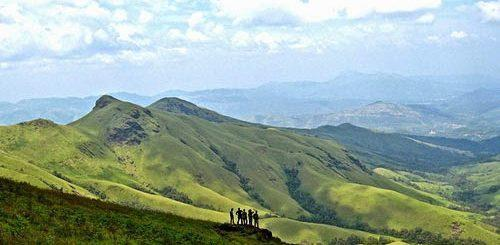 Kudremukh is one of the best places in South India for Hiking