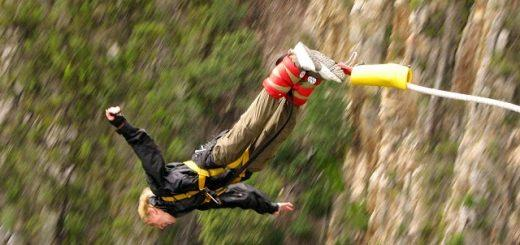 Bungee Jumping in India – Dare to take a leap of faith!