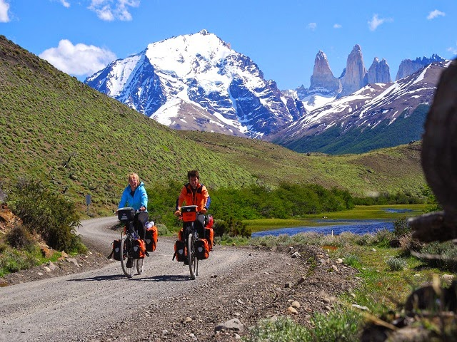 Cycle Trekking in India