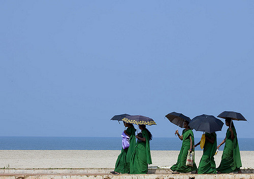 Alleppey - Destinations in India for Women Solo Travelers