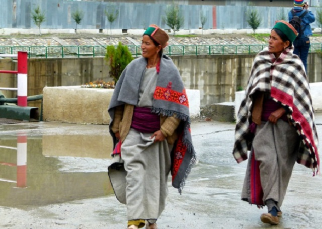Sangla - Destinations in India for Women Solo Travelers