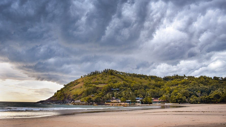 Gokarna in Karnataka is one of the best beaches for summer holidays in India