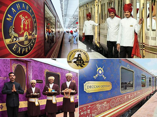 Board Luxury Trains in India for an Unforgettable Vacation