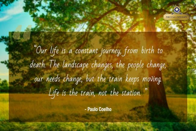 Motivational Train Travel Quotes That Will Evoke The Traveler In You
