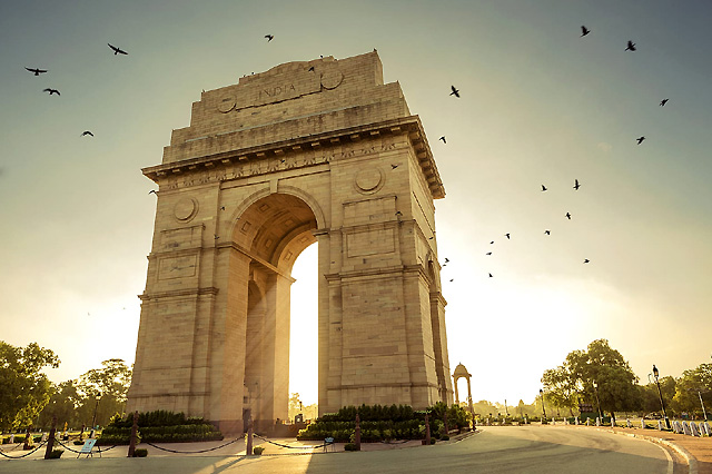 Delhi- The loving heart of India