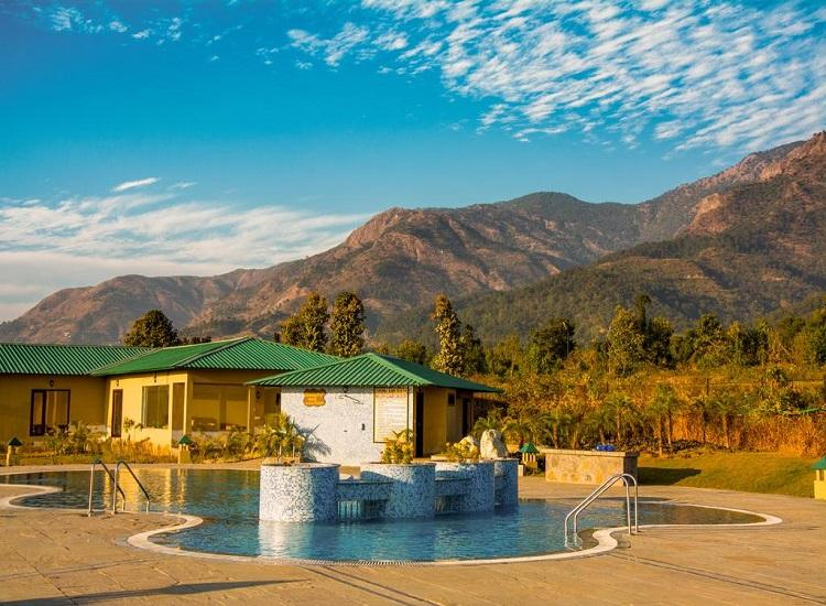 Corbett the Baagh Spa and Resort, Uttarakhand