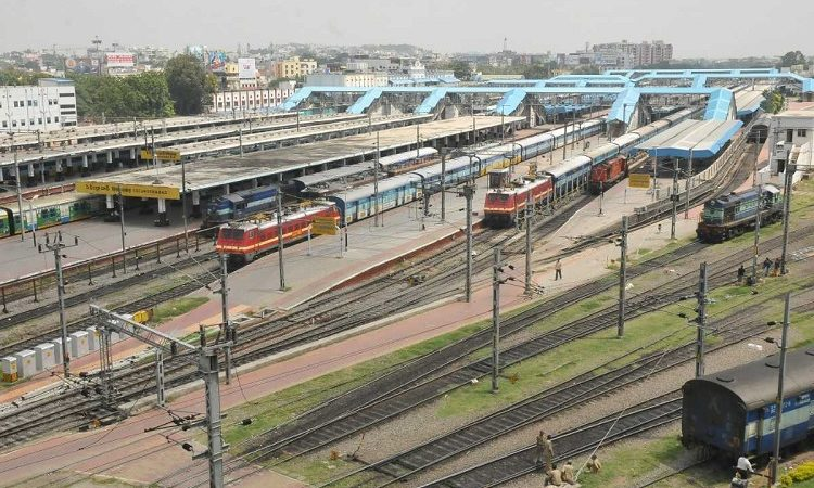 Busiest Railway Stations in India