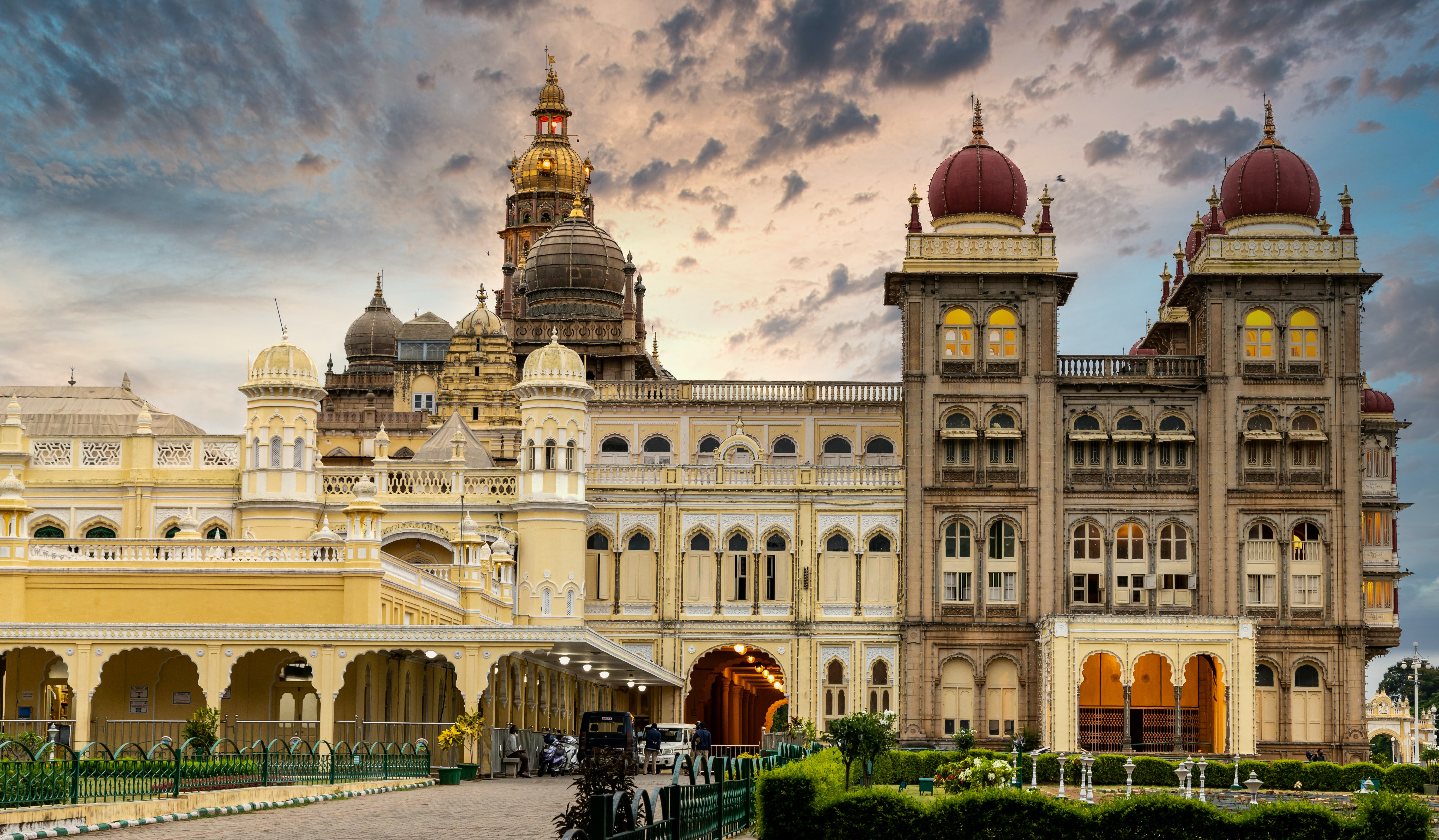 Stay in an Indian Palace