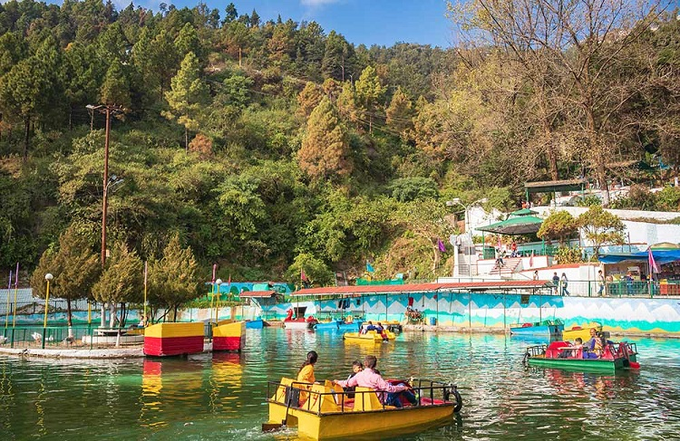 mussoorie places to visit in uttarakhand