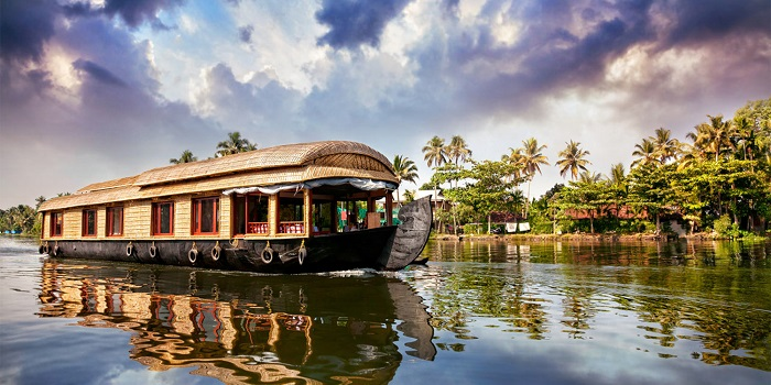 See Kerala at Relaxing Pace While Cruising on Brilliant Backwaters