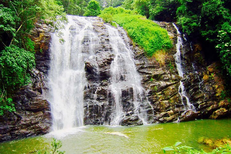 Abbey Falls ,Coorg