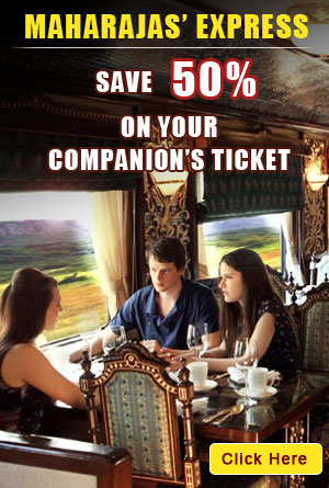 Maharajas Express Offer 2020