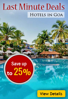 Goa Hot Deals 2015