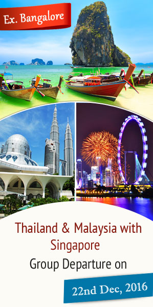 Thailand Malaysia Singapore Fixed Departure