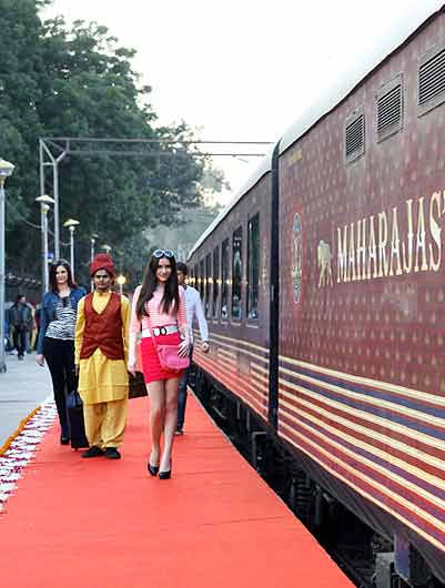 Luxury Train Travel In India Review