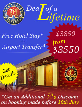 Maharajas Express Special Departure
