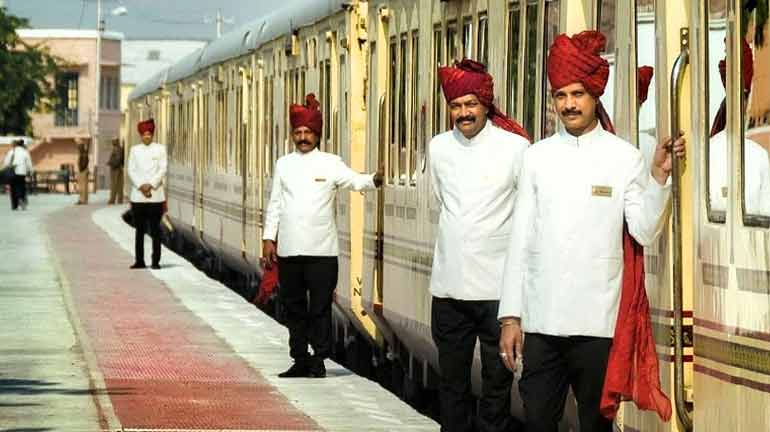 Luxury Train Travel Indian Luxury Trains India By Rail