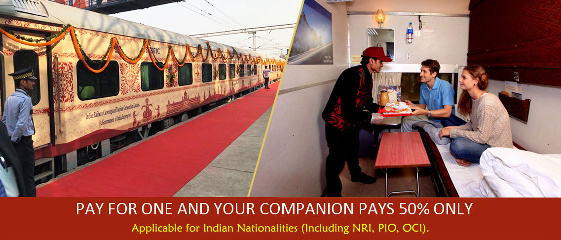 Rajasthan Tourist Train offer