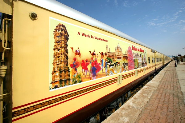 Palace on Wheels Pearl Anniversary