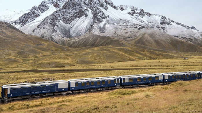 Best Trains in the World 2020 by Condé Nast Travel