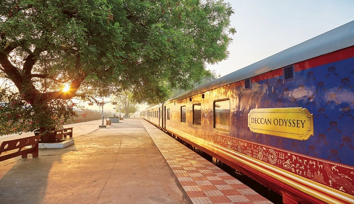 Deccan Odyssey becomes Asia's Leading Luxury Train