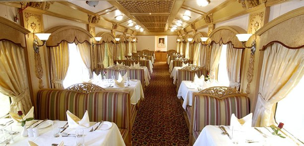 Luxury train Deccan Odyssey on tracks again with completely new look