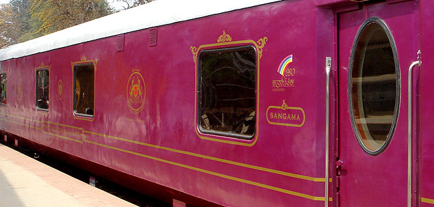 KTDC to encourage bulk booking for the Golden Chariot train