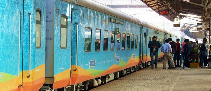 Luxury train plan on Odisha tracks