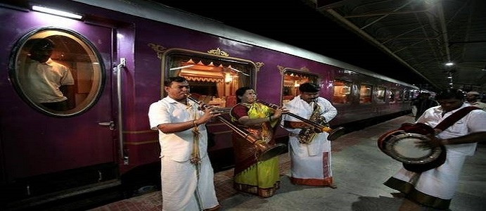 Complimentary luxury train tours for CWG Medal winners