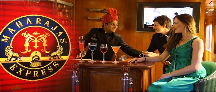 Maharajas Express among top- rated trains worldwid