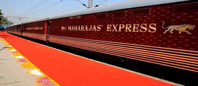 Maharajas Express Two New Journeys