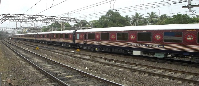 Maharajas Express in Goa by Next Mansoon
