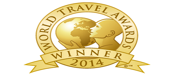 Maharajas Express at World Travel Award 2014