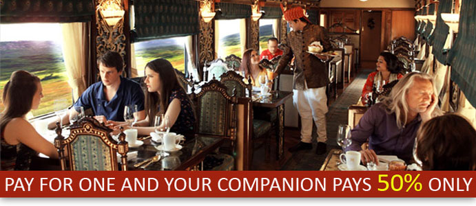 Maharaja Express Offer 2014- 15