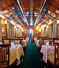 Winter departure for Palace on Wheels begins today!