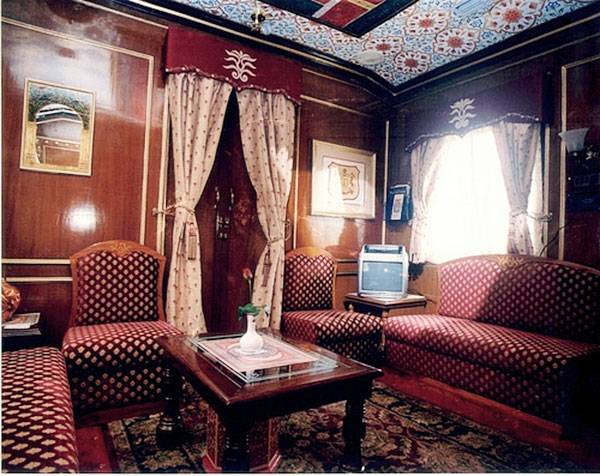 Palace on Wheels fully booked for November
