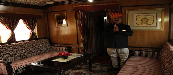 Palace on Wheels nominated for PATWA Award 2018