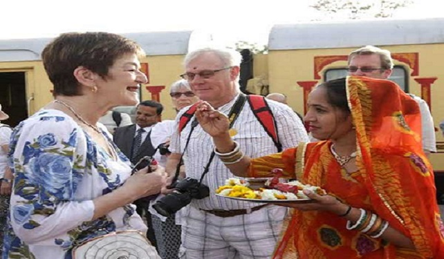 Palace on Wheels records highest occupancy
