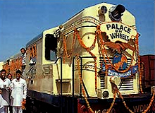 Palace on Wheels - A luxury sojourn away from the usual clamors of life!
