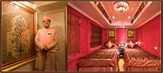 Updates for Royal Rajasthan on Wheels: New Schedule and Booking Policy
