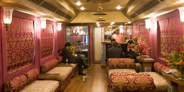 Royal Rajasthan on Wheels Departure Announced