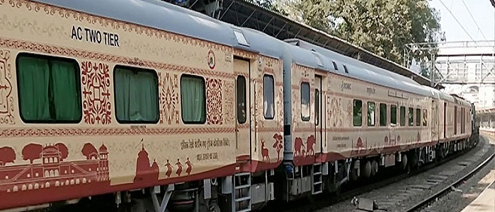Save up to 50% on Rajasthan Tourist Train