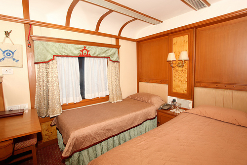 The Indian Maharaja to leave on a 168 hours luxury ride from Delhi to Mumbai on 2nd November