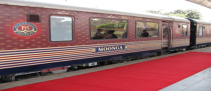 Maharajas Express - World's leading luxury train