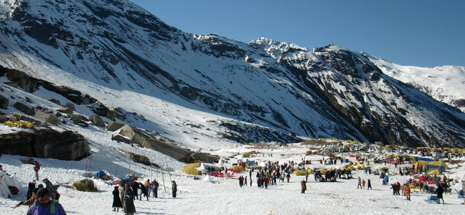 Leh Tour Package From Manali