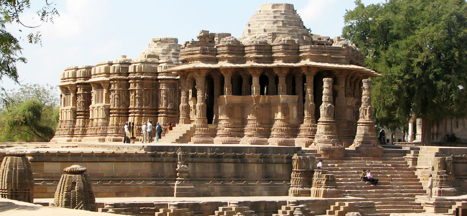 The Historic Architecture Of Gujarat Tour A Heritage