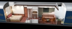 Deccan Odyssey Presidential Suite Plan