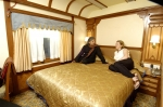 Deluxe Cabin Double Bed