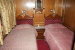 Cabins of Palace on Wheels